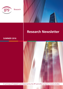 Research Newsletter 2016
